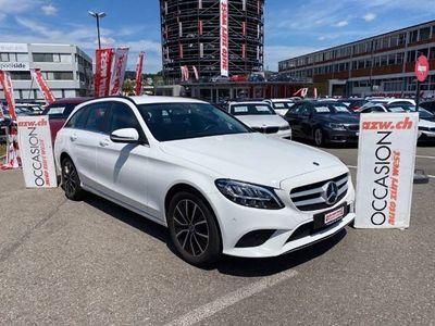 gebraucht Mercedes C220 d Edition G-Tronic-Automat