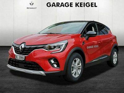 gebraucht Renault Captur 1.3 TCe 140 Intens EDC