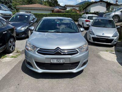 gebraucht Citroën C4 Berline 1.6 VTi Exclusive