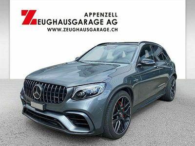 gebraucht Mercedes GLC63 AMG S AMG 4Matic+