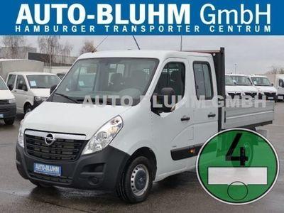 gebraucht Opel Movano 35 2.3 CDTi DOKA + KLIMA AHK 2 5 T