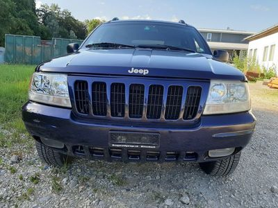 gebraucht Jeep Grand Cherokee 4.0 Limited Automatic