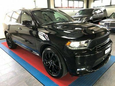 gebraucht Dodge Durango USA5.7-V8 HEMI R/T AWD BLACKTOP