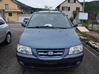 gebraucht Hyundai Matrix 1.8i 16V GLS