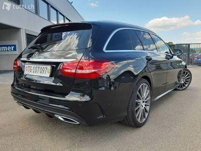 gebraucht Mercedes C250 BlueTEC AMG Line 7G-Tronic (Kombi)