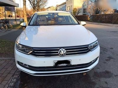 gebraucht VW Passat Variant 2.0 TDI