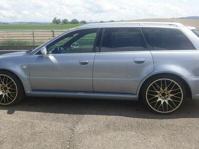 gebraucht Audi RS4 S4 / RS4B5 4x4 Turbo V6 2.6 fraichement expertisée