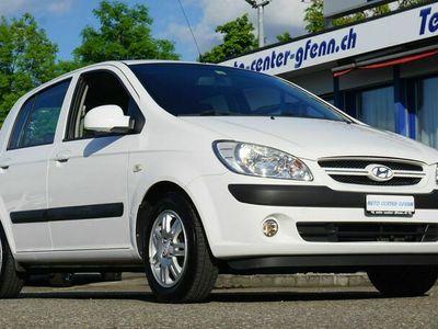 gebraucht Hyundai Getz 1.4 Swiss LE