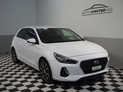 gebraucht Hyundai i30 1.4 T-GDI Launch DCT