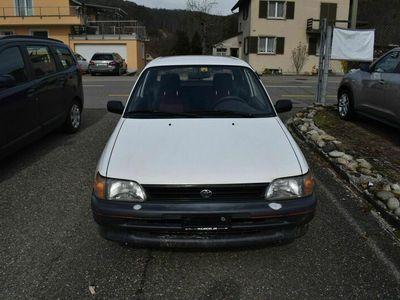 gebraucht Toyota Starlet Starlet 1.3 XLi1.3 XLi