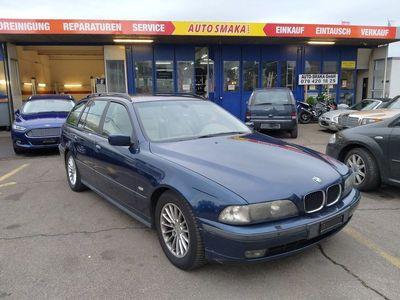 gebraucht BMW 528 5er i Touring