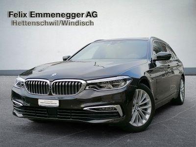 gebraucht BMW 540 5er i xDrive TouringLuxury