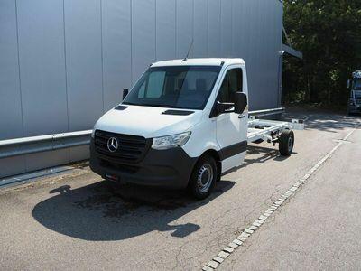 gebraucht Mercedes Sprinter 319 CDI Lang 7G-TRONIC