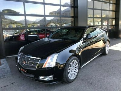gebraucht Cadillac CTS Coupé 3.6 AWD Sport Luxury Automatic