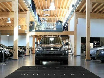 gebraucht Chevrolet Captiva 2.0 VCDi LT 4WD