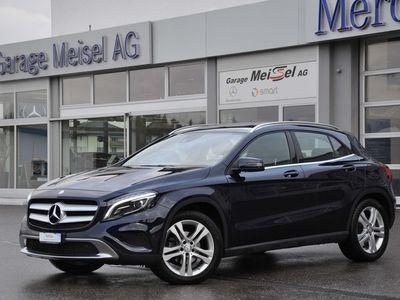 gebraucht Mercedes GLA220 GLA-Klasse X156d Urban 4m