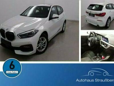 gebraucht BMW 118 d Aut. Navi Pano AHK Qi HiFi LED NP:43.000€