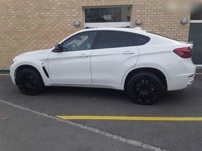 gebraucht BMW X6 Spezieller 40d CARBON,neuw.,unfallfrei,Gratisservice