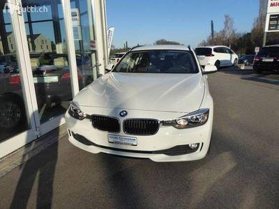 gebraucht BMW 316 d Touring Business Steptronic