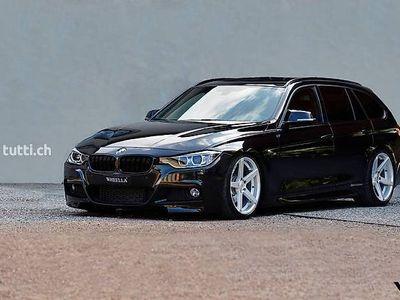 gebraucht BMW 328 ia F31 xdrive