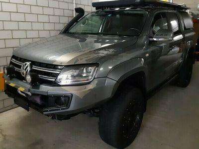 gebraucht VW Amarok 2.0BiTDI Atacama 4Motion permanent