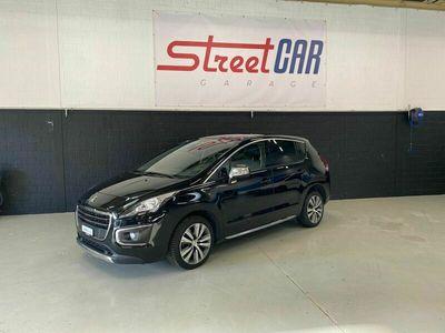gebraucht Peugeot 3008 2.0 Blue HDI Sensation