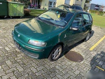 gebraucht Fiat Punto 1.2