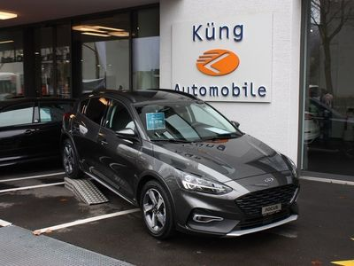 gebraucht Ford Focus 1.5 TDCi Active Automatic