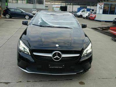 gebraucht Mercedes CLA200 C-Klasse Mercedes CLA 200d 4 mat C-Klasse Mercedes4 mat