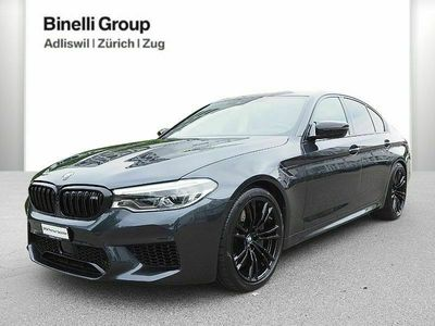 gebraucht BMW M5 5erxDrive Competition Drivelogic