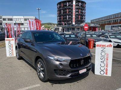 gebraucht Maserati Levante D 3.0 V6 Automatica 275PS