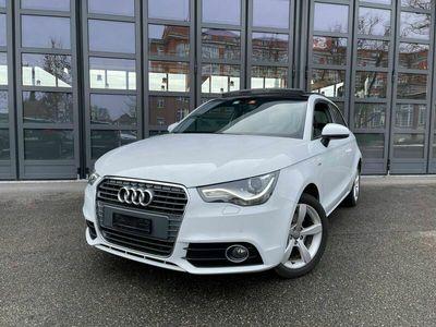 gebraucht Audi A1 1.4 TFSI S-Line Panorama Dach, Top!!