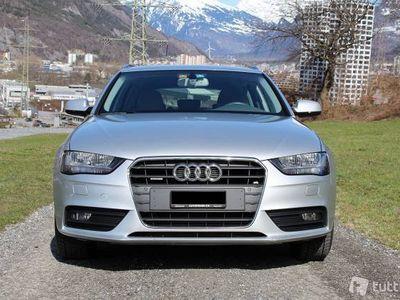 gebraucht Audi A4 Avant 2.0 TDI quattro S-tronic Modelljahr 2014