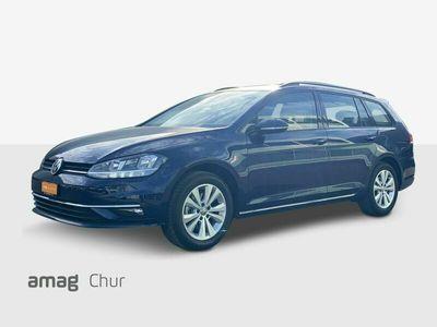gebraucht VW Golf Variant 2.0 TDI Comfortline DSG