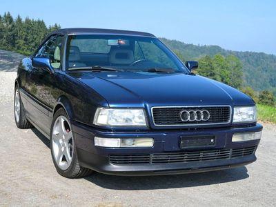 gebraucht Audi Cabriolet 2.6 in super Zustand, ab MFK
