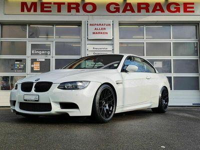 gebraucht BMW M3 Cabriolet 3er DSG