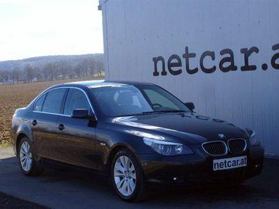 gebraucht BMW 545 iA E60 /eKlima/Leder/Navi/Xenon