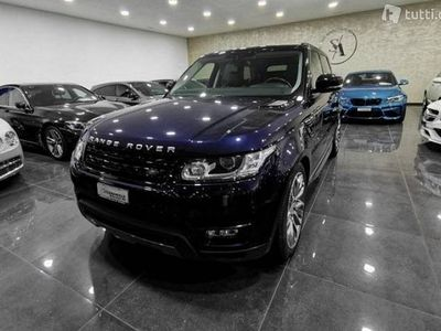 gebraucht Land Rover Range Rover Sport 4.4 SDV8 HSE Automatic