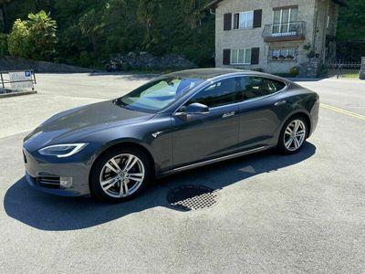 gebraucht Tesla Model S 90 D Dual Motor - Top Ausstattung