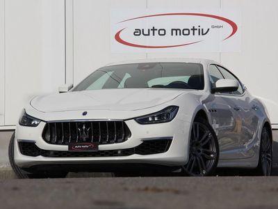 gebraucht Maserati Ghibli S Q4 3.0 V6 GranLusso *VOLL*