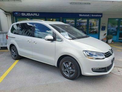 gebraucht VW Sharan 2.0 TDI BlueMotion Technology Highline