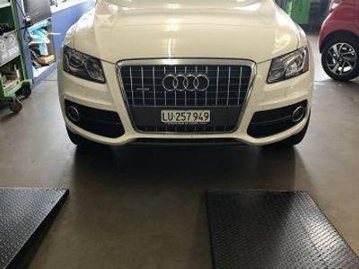 gebraucht Audi Q5 2.0 TDI S-Line