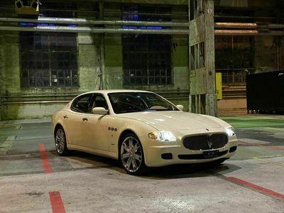gebraucht Maserati Quattroporte 4.2 V8 Cento Automatica