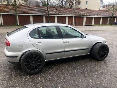 gebraucht Seat Leon 1.8 Turbo