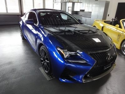 gebraucht Lexus RC F 5.0 V8 Carbon