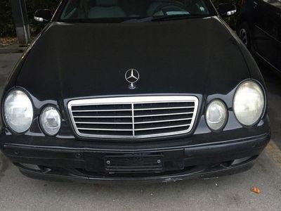 gebraucht Mercedes CLK200 CLK Mercedes
