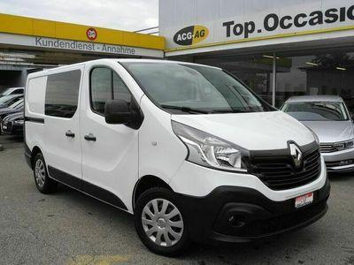 gebraucht Renault Trafic 1.6 dCi 120 2.9t Business L1H1