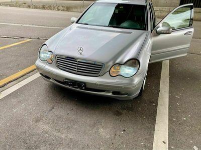 gebraucht Mercedes C270 C-Klasse Mercedes benscdti ab MFK