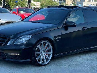 gebraucht Mercedes E63 AMG I 525 PS I Speedshift MCT