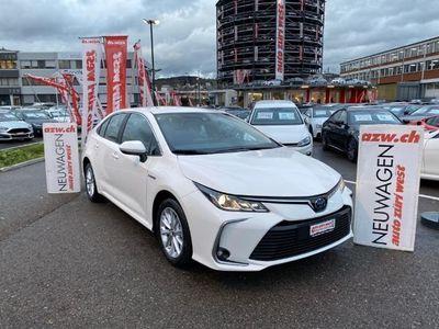 gebraucht Toyota Corolla Sedan 1.8 HSD Hybrid Comfort eCVT Automat -34%